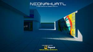 Neonahuatl blue by HTECORE