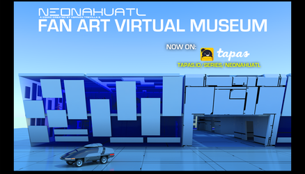 Neonahuatl Fan Art Virtual Museum on tapas