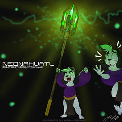 Neonahuatl the xawanda spear
