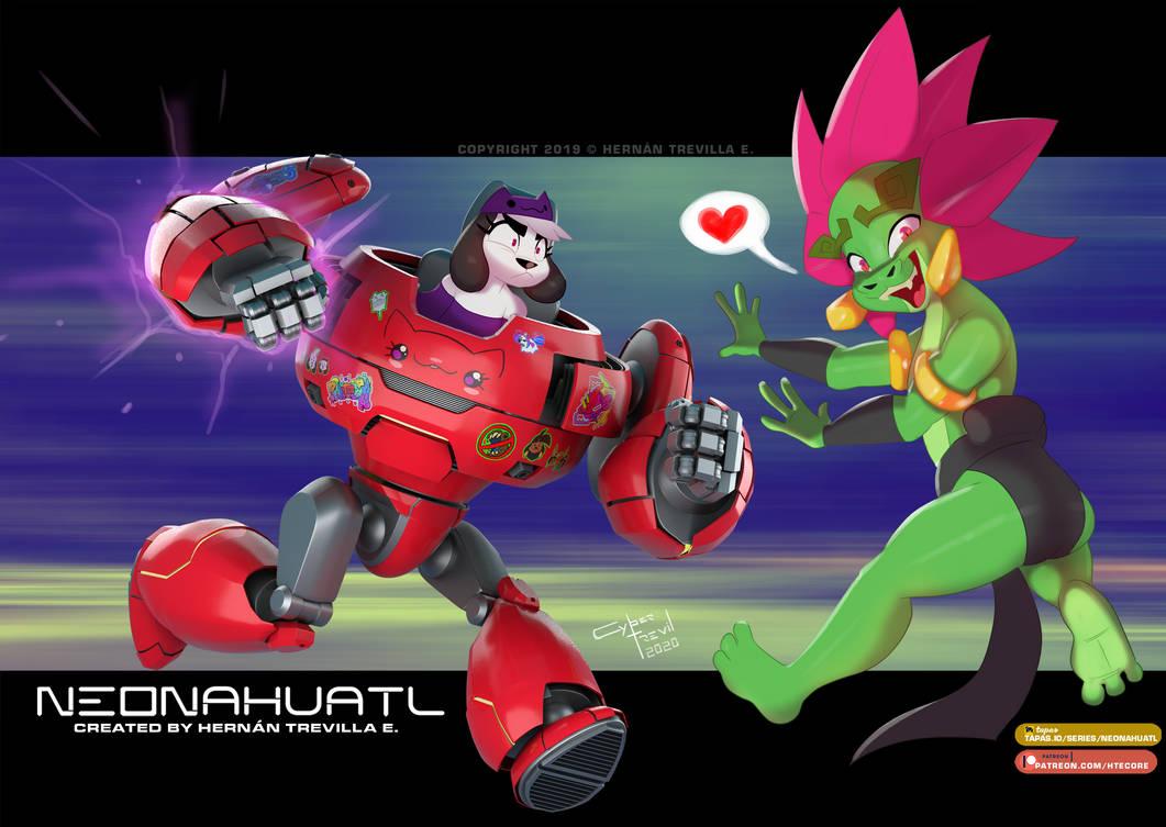 Neonahuatl Xuli vs Ketz