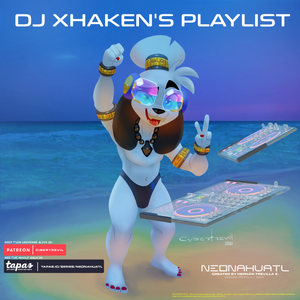 Neonahuatl DJ Xhaken's Plalist (LowRes)