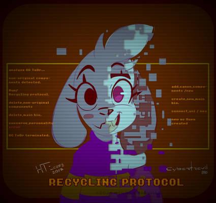 0 Recyvler 2 ToDr to XuXu
