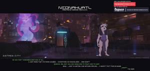 Neonahuatl Blues Astrea City