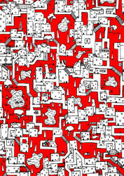 Lake City Illustration Puzzle by owenprescott