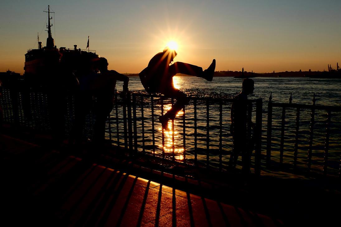 jump by arslanalp
