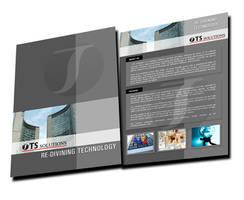Company Brochure Design Sample by sandhuharjeetsingh