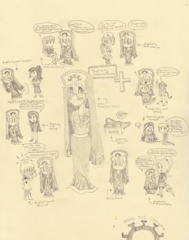 Duplicity Sketches
