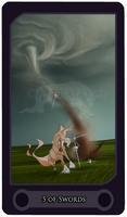 5 of Swords - Tarot Card