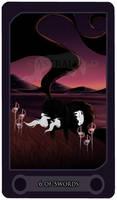 6 of Swords - Tarot Card