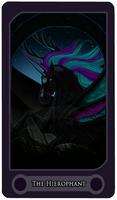 The Hierophant - Tarot Card