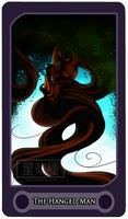 The Hanged Man - Tarot Card