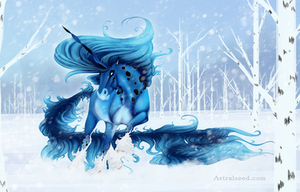 Everybody Loves Yaoi In The Snow by Astralseed