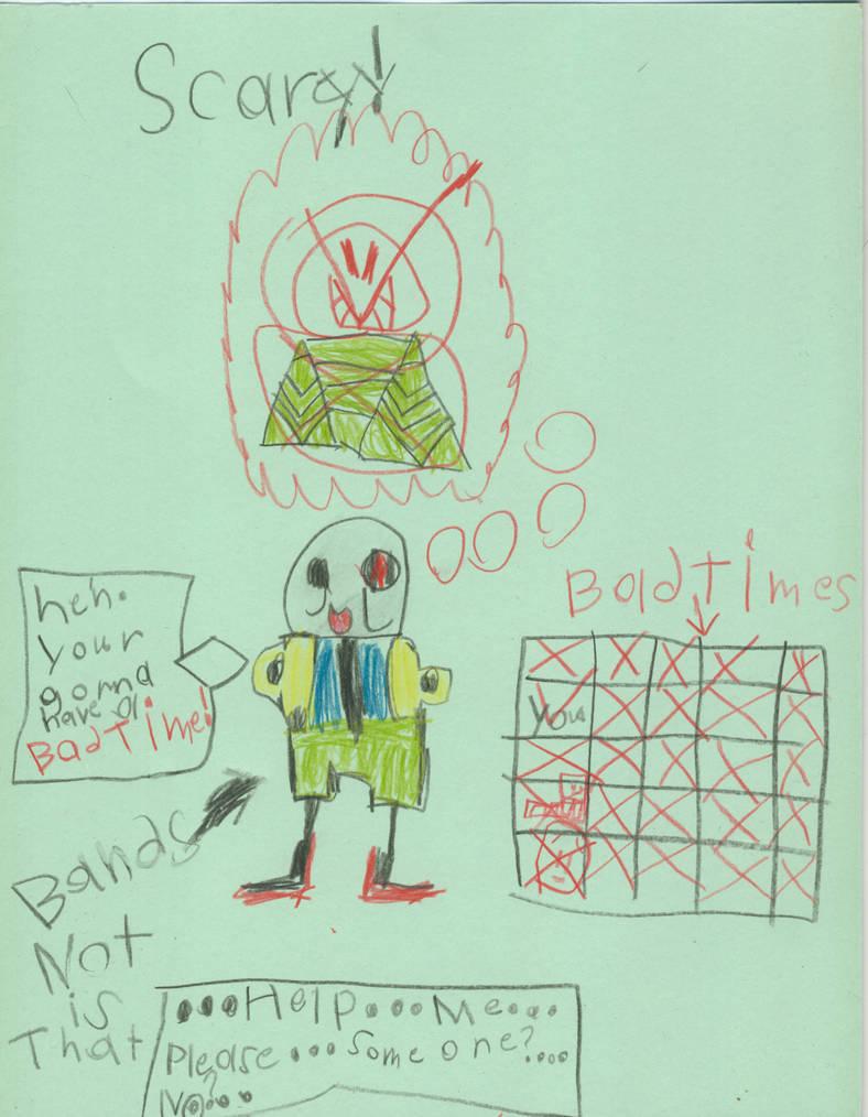 Bad Times Dude - Kenji Commission