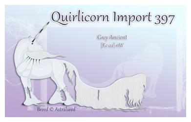 Custom Quirlicorn Import 397