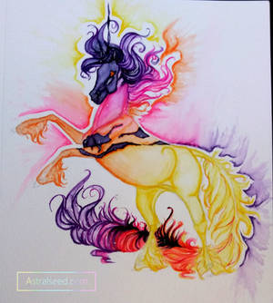 Love Parade - Traditional by Astralseed