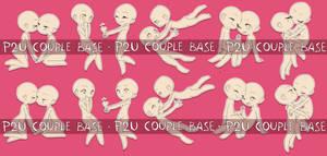 P2U couple base by nextlvl-adopts