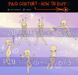P2U Spells'n'Magic Base