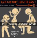 P2U base: Winners vs Losers