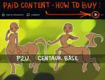 P2U centaur base