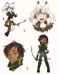 archers [CLOSED] by nextlvl-adopts