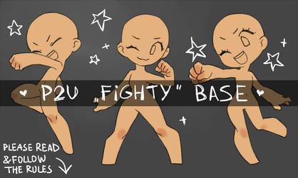 P2U fighty base