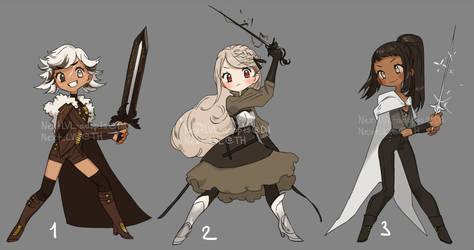 swordsmen [CLOSED]