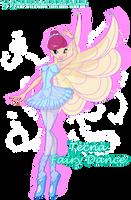 Tecna - Fairy Dance by Cyberwinx