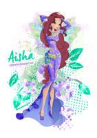 Aisha/ Layla Onyrix by Cyberwinx