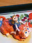 Kitten Fairy finished