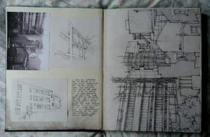 SB 2012 - 6 - Urban studies pencil by SCIFIJACKRABBIT