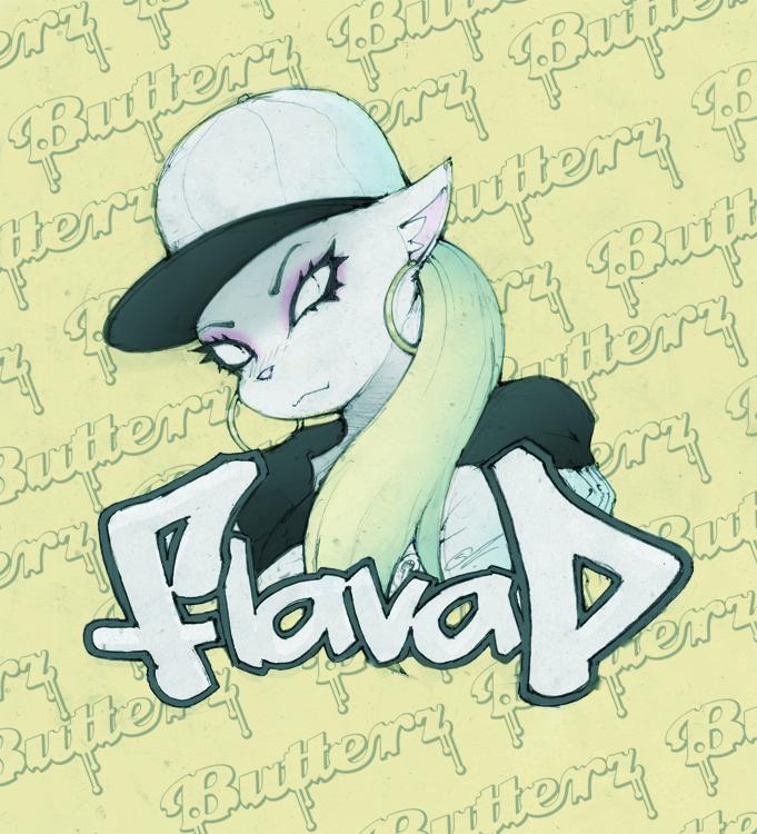 ~ FLAVA D ~ by SCIFIJACKRABBIT