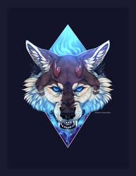 Element wolf ych: mekomiya by Andiliion