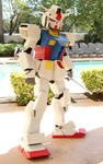 RX78 Cosplay 2