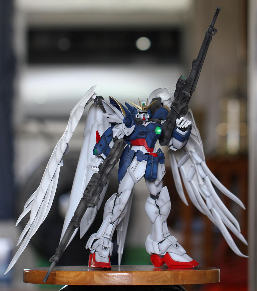 PG Wing Zero Custom 3 by UbersCosplay