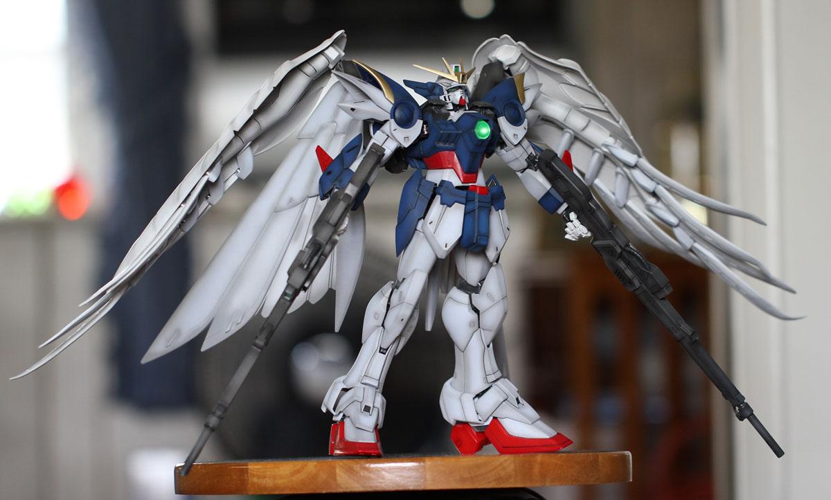 PG Wing Zero Custom 4 by UbersCosplay