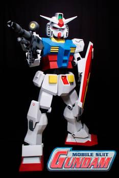 RX78 Gundam Cosplay