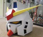 Gundam Mk-II Cosplay - Helmet