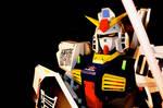 RX-178 Gundam Mk-II Cosplay -1