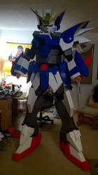 Wing Zero Custom Cosplay WIP - 1