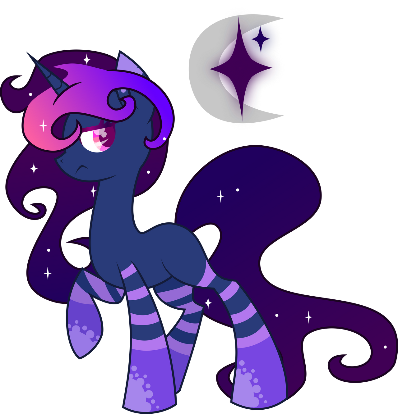 50PonyChallenge- 7# Sparkles :CLOSED: by XantaL-XGB