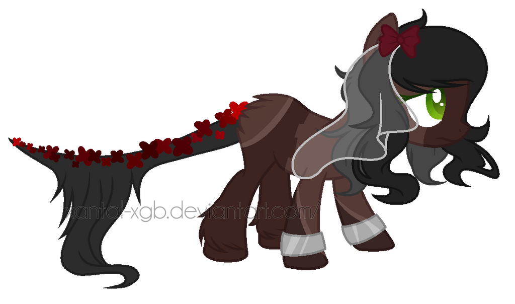 ~Adoptable~. Female Pony :CLOSED: by XantaL-XGB