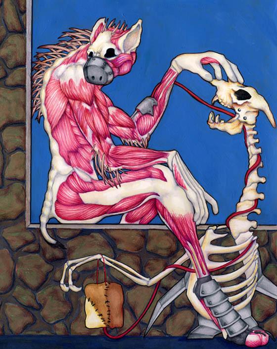 Deadpan by Demondreamer