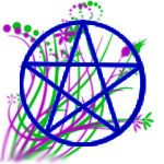 Whispy Pentacle by brittybutter2