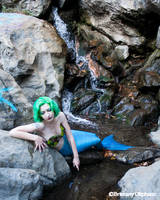 Freshwater Mermaid 1 by brittybutter2