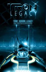 Tron Legacy 2010 by milo13200