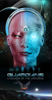 Guardians : Children of the galaxy poster