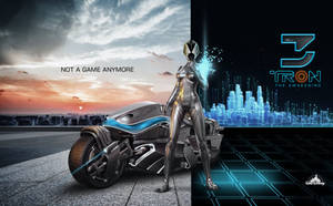 TRON 3 The awakening concept variation