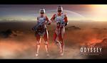 Elite Dangerous : Odyssey Fan Art