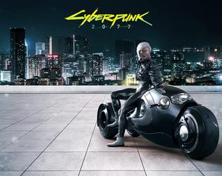 Night City Chill - Cyberpunk 2077