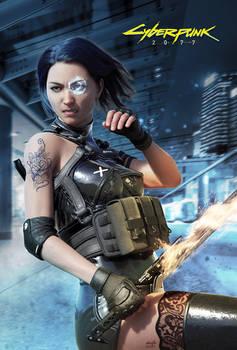 Carla Cheng Ghost assassin II
